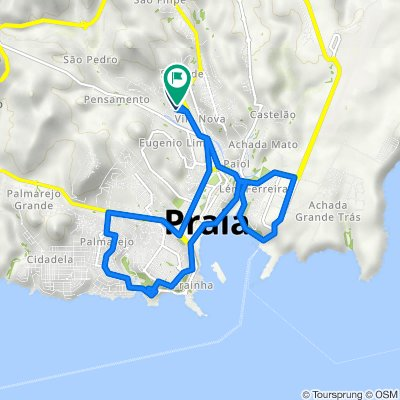 De Unnamed Road, Praia a Unnamed Road, Praia