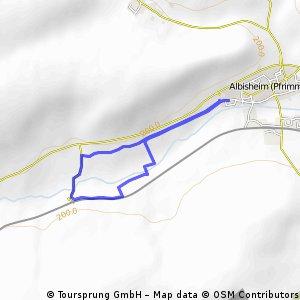 Hausrunde 5km