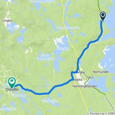 Järnriket - Axmar till Ockelbo