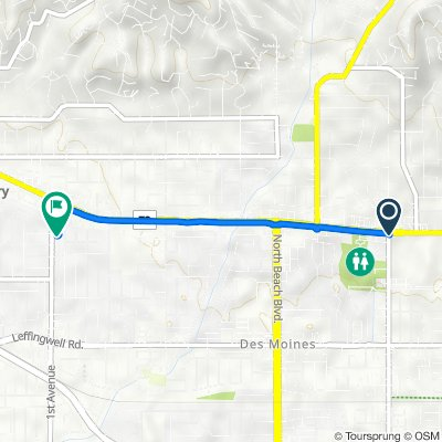 790–798 N Idaho St, La Habra to 10604 First Ave, Whittier