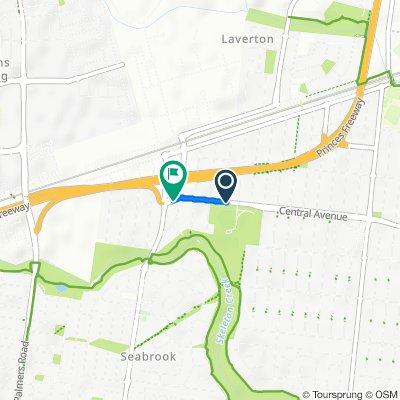 113–123 Central Avenue, Altona Meadows to Central Avenue, Altona Meadows