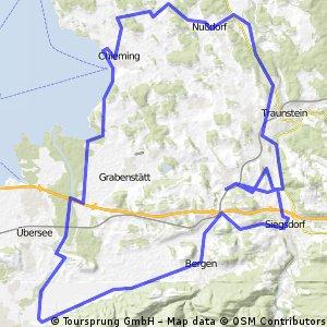 Flachland Traunstein 1