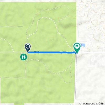 5857–5959 Hammock Rd, Sebring to 4577–4627 Hammock Rd, Sebring