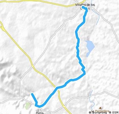 etapa 2 sector 1 btt 16,5km