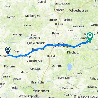 Hülsedamm 16, Bippen nach Dörpeler Damm 10, Eydelstedt