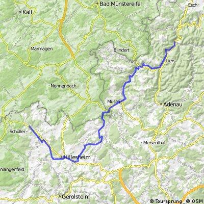 Kyll - Ahrtal Radweg
