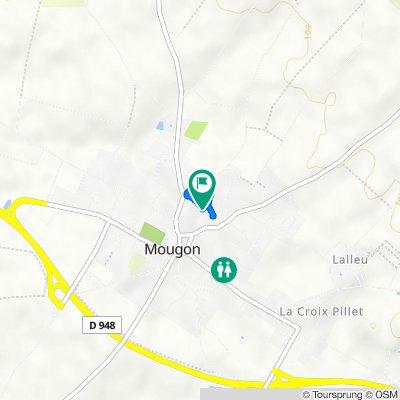 De 18 Rue de Biron, Mougon à 18 Rue de Biron, Mougon