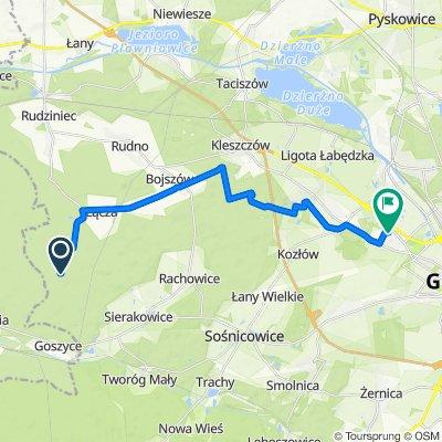 Unnamed Road do Koralowa 11, Gliwice