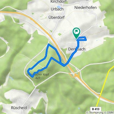 K121 59, Dernbach nach Hauptstraße 57, Dernbach