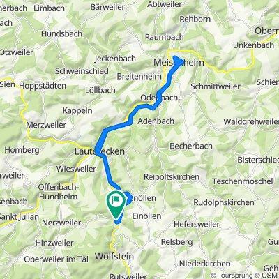 Reckweilerhof, Wolfstein nach Reckweilerhof, Wolfstein