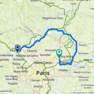 Neuville-Villepinte par Chantilly