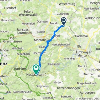 Borngasse 14, Verbandsgemeinde Wallmerod nach Unterer Bongert 10, Nassau
