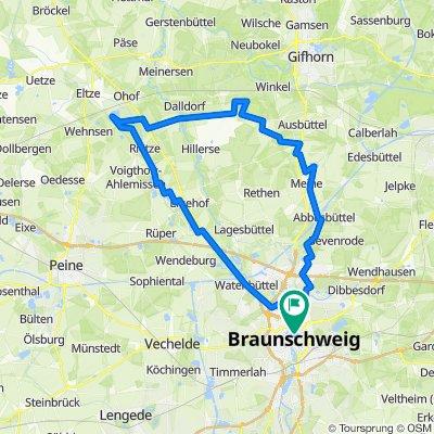 Große Seentour Braunschweig Nord