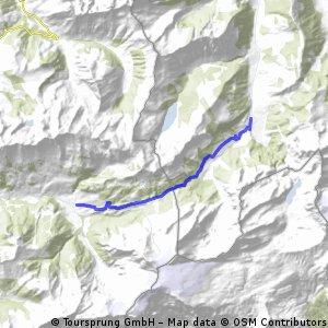 Cycling the Alps Col du Pillon (1546m)