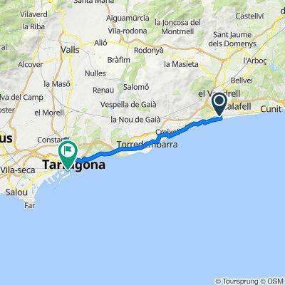 Proposta-Segur-Wasserleitung bei Tarragona