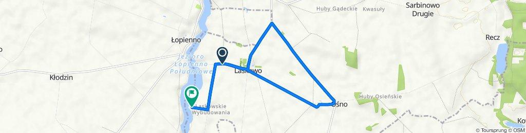 Wtorek 30.03.2021 13,1km