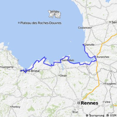 Nordküste Bretagne (Teil 1)