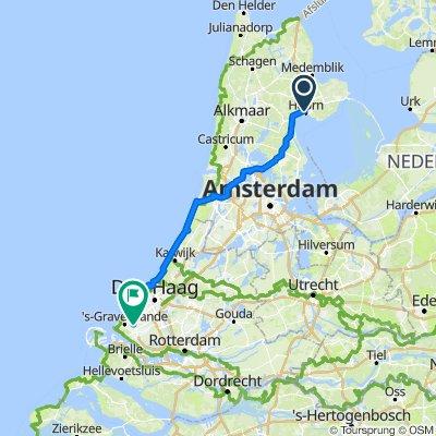 Hoorn - Naaldwijk