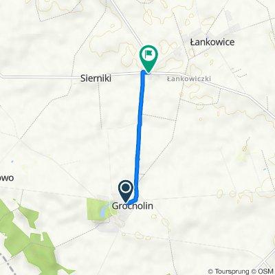 Trasa do Łankowice