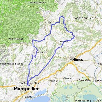 AUDAX 200 km - 13 mars 2011 - Départ à 6h30