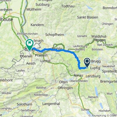 Oberflachs -- Basel