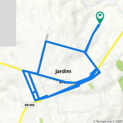 De Rua Adelaide Costa, 857–925, Jardim a Rua Adelaide Costa, 857–925, Jardim