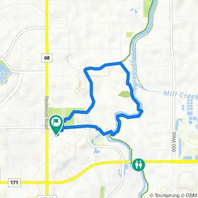 Matisse Lane 3167, West Valley City to Matisse Lane 3167, West Valley City