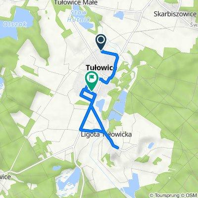 Ceramiczna 7a, Tułowice do Gruszkowa 8A, Tułowice