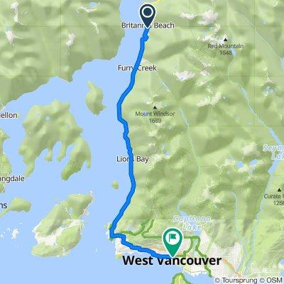 200–212 Main St, Garibaldi Highlands to 1448 Inglewood Ave, West Vancouver