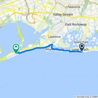 1–99 Lincoln Blvd, Long Beach to Rockaway Beach Blvd, New York
