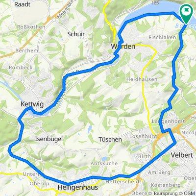 Tour 29  Baldeney-Runde