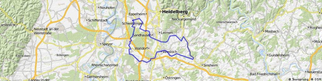 RTF Permanente Schwetzingen Kraichgau