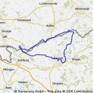Kleiner Grenzverkehr Bocholt-Holand CLONED FROM ROUTE 8334