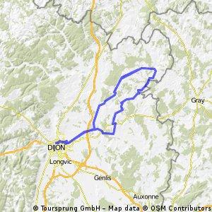 Vingeanne 80 Km