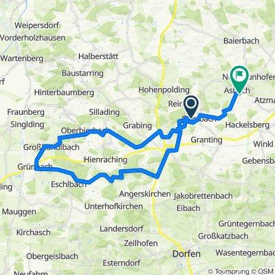 grünbach 45km