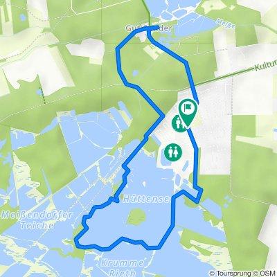 Hüttenseepark 52-68, Winsen (Aller) nach Hüttenseepark 52-68, Winsen (Aller)