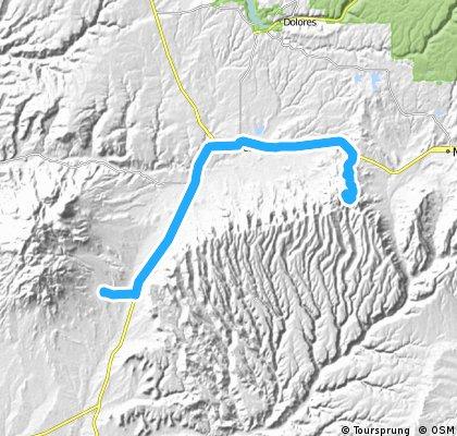 Dag 033 Towaoc - Mesa Verde