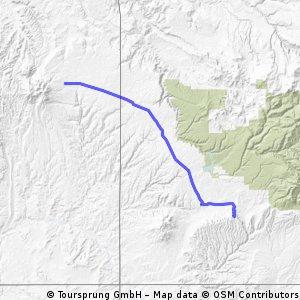 Dag 034 Mesa Verde - Monticello