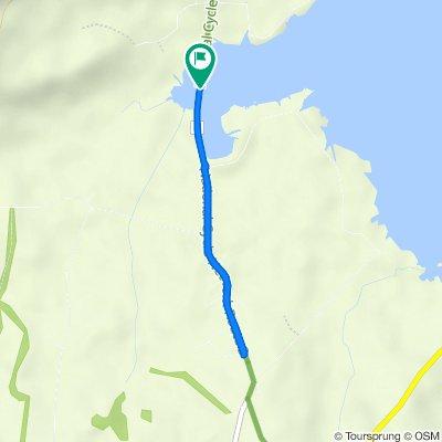 Bristol Road, Compton Martin, Bristol to Bristol Road, Compton Martin, Bristol