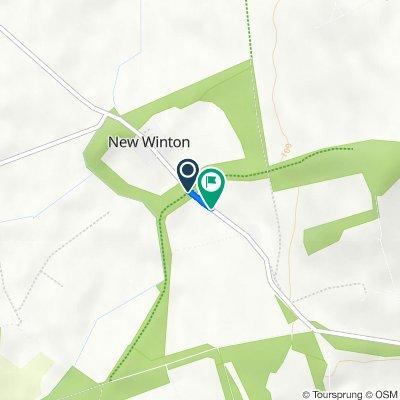 B6355, New Winton, Pencaitland, Tranent to B6355, New Winton, Pencaitland, Tranent