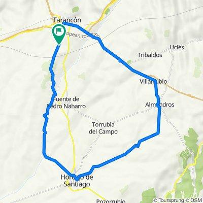ruta Horcajo