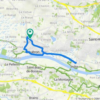 De 13 Rue des Pins, Couëron à 3 Rue des Pins, Couëron