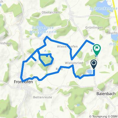 K7965, Fronreute nach Einöd 1, Fronreute