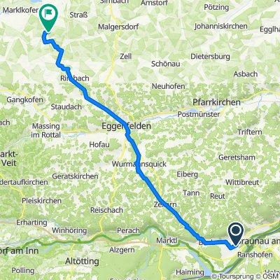 Inntalstraße 29, Kirchdorf am Inn nach Bachham 3, Reisbach