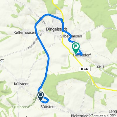 Helmsdorf 1- Rückfahrt