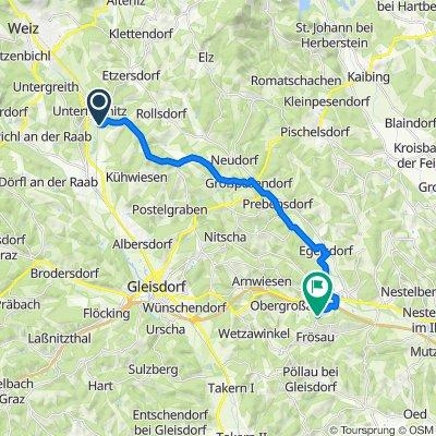 Neudorf 52, Neudorf nach Untergroßau 9, Sinabelkirchen