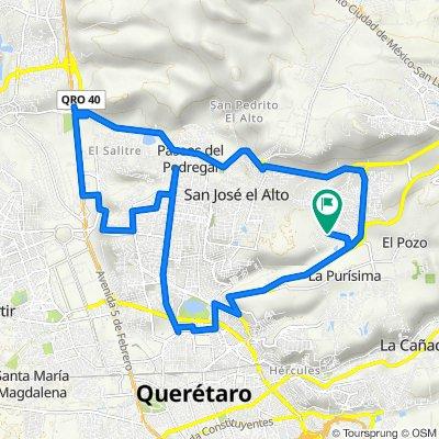 Vuelta Junipero