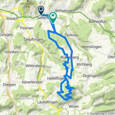 Wisenberg-Tour