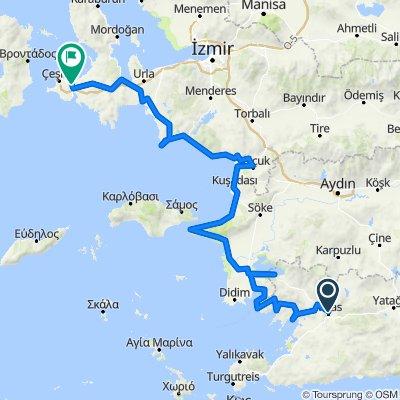 Turkey. Izmir 4. Covid