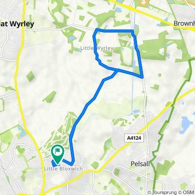 6.7 miles
